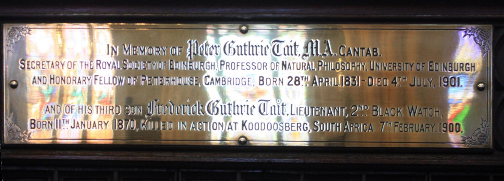 Memorial_plaque_to_Peter_Guthrie_Tait_St_Johns_Episcopal_Church_Edinburgh.JPG