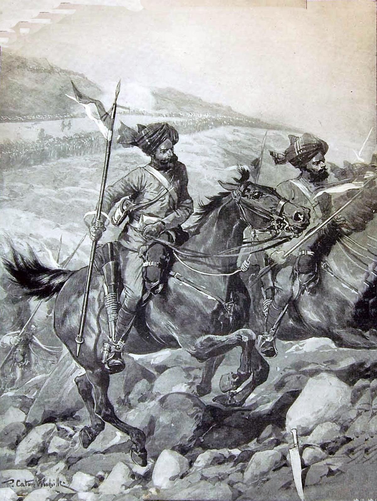 11th-Bengal-Lancers-to-Chakdara.jpg